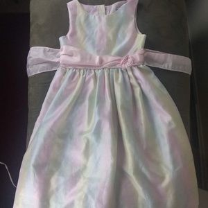 George. girls dress. princess flowy.D38